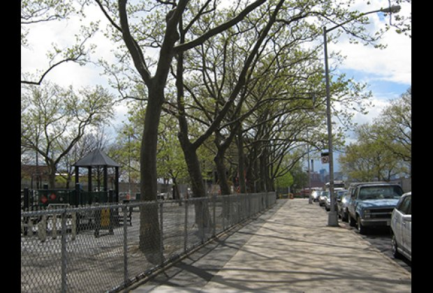 Greenpoint Playground