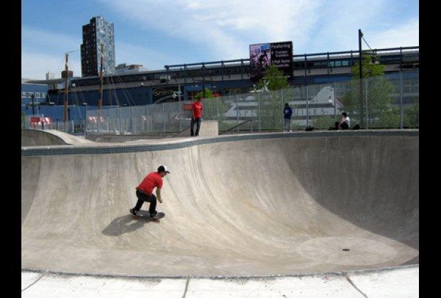 Pier 62 Skatepark
