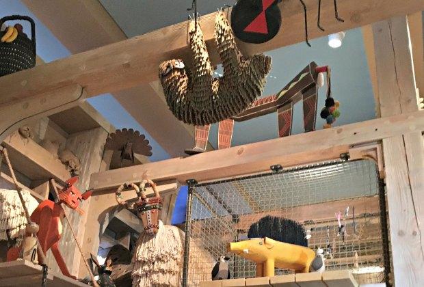 Noah's Ark at the Skirball: Is LA's Best Indoor Playground