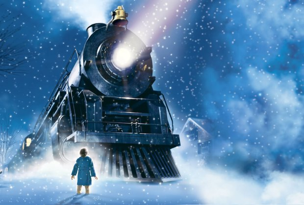 This Polar Express show has sounds, smells, and other sensory effects. Photo courtesy of Museum of Science