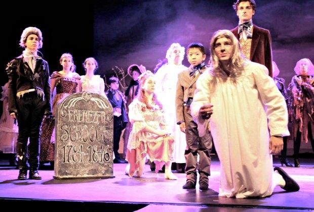 A Winter's Tale. Photo courtesy of Morgan-Wixson Theatre