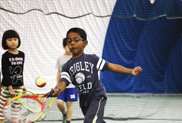 The Advantage Tennis Quickstart program makes tennis fun from day one.