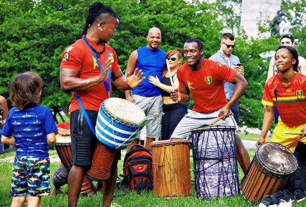 Washington Park African Festival of the Arts. Photo courtesy of the festival