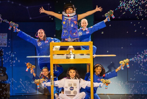 American Girl Live blasts off in Englewood, Morristown, and Red Bank in January! Photo courtesy of American Girl