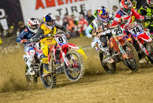 Photo courtesy of Supercross Live
