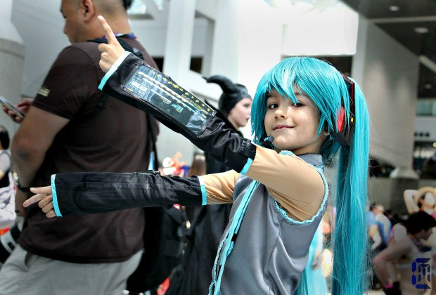 Get anime! Photo by Michael Ocampo/Flickr/CC BY 2.0