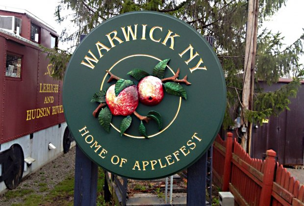 Warwick Applefest, one of the Hudson Valley's biggest fall celebrations, is happening on Sunday. Photo courtesy of the fest