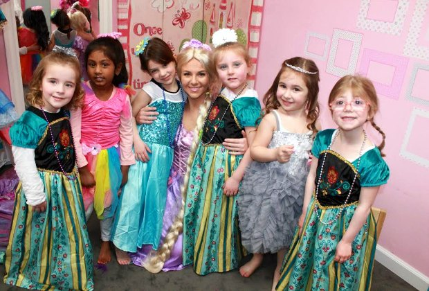 Does Your Daughter Or Son Dream Of Being A Princess Pop Star For Day When Planning Birthday Parties Long Island Parents Have Wide Variety