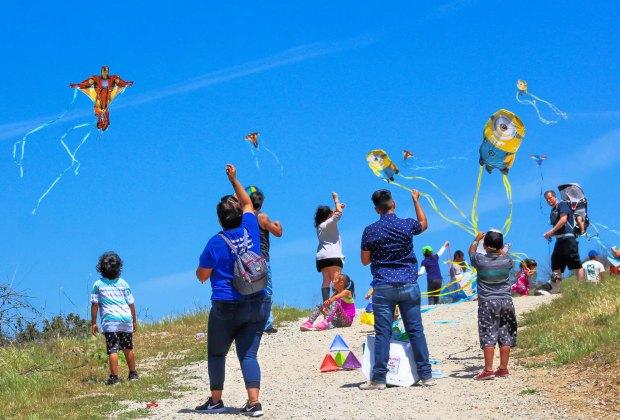Photo courtesy of Ascot Hills Kite Flying Festival