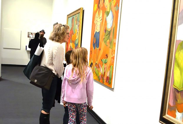 Get free admission to the Montclair Art Museum and many others just by showing your Bank of America card. Photo courtesy of the museum