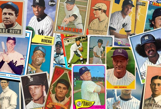 The East Coast National Baseball Card Show returns to the Westchester County Center. Photo courtesy of the center