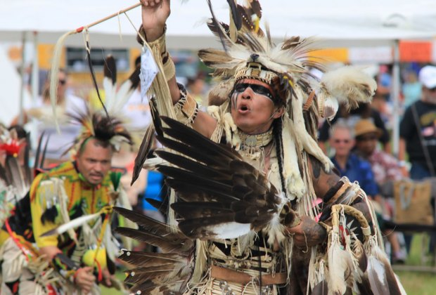 Celebrate Native American cultures this weekend in Bear Mountain. Photo courtesy of the event