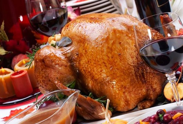 Book a table at Benjamin's Steakhouse for a traditional Thanksgiving dinner. Photo courtesy of the restaurant