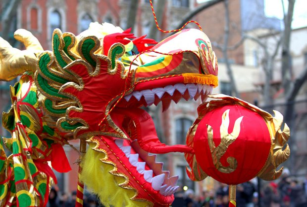 Celebrate Lunar New Year at Sara D. Roosevelt Park. Photo courtesy of Better Chinatown