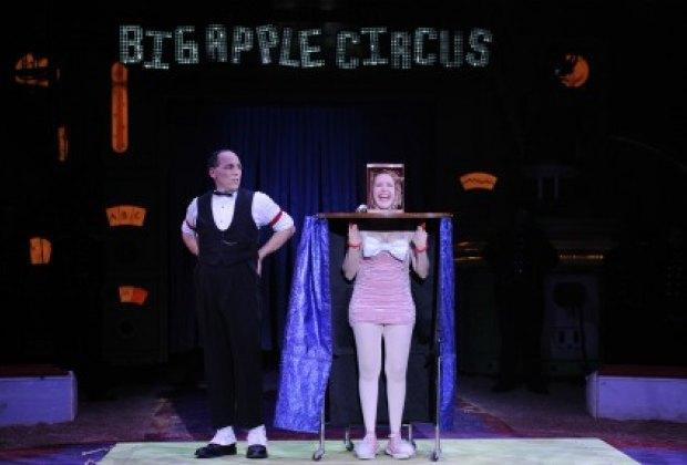 Clowns Scott and Muriel