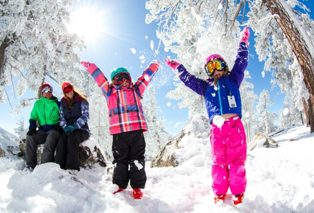 Photo courtesy of Big Bear Mountain Resort