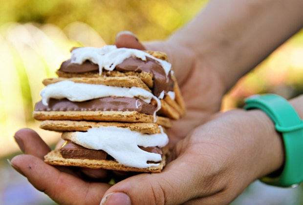 So tasty, they'll be yelling for S'more!