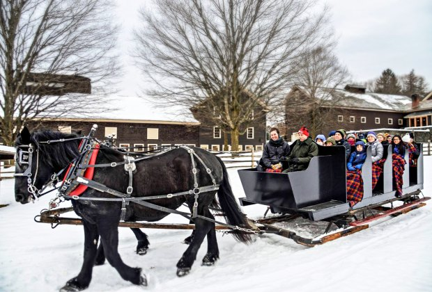 30 Must-Do Christmas Events and Activities in New England with Kids