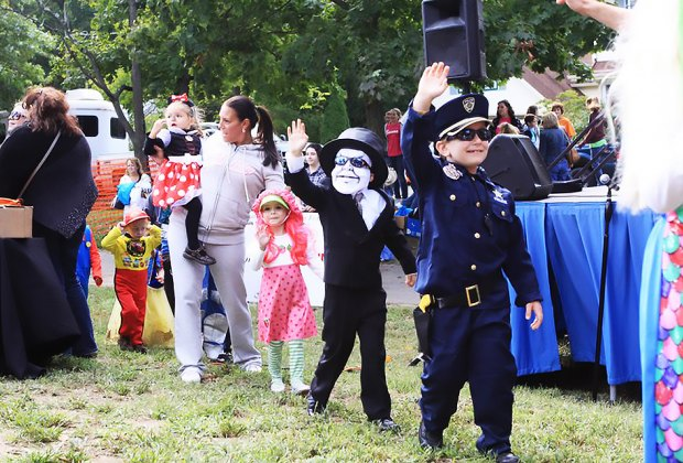 Show off your costume at the Blackwood Pumpkin Festival on Sunday. Photo courtesy of the festival