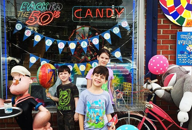 Step back in time for a vintage candy treat at Bobb Howard's General Store.