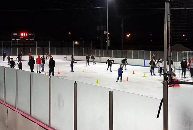 Bobby Hull Community Ice Rink