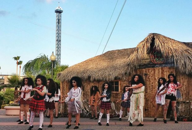 Pack your weekend with spooktacular fun at Boo on the Boardwalk./Photo courtesy of Landry's, Inc.
