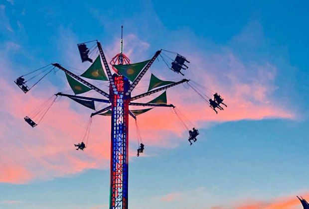 Fly high at the Boonton Fire Department Carnival August 29 – September 1. Photo courtesy of the fire department