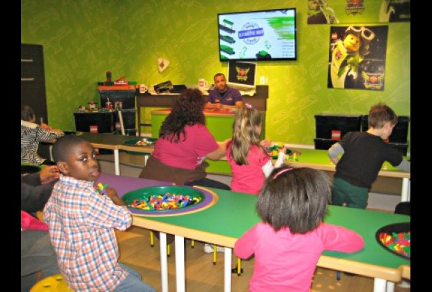 Sit in on a Master Builders Class with a Lego pro