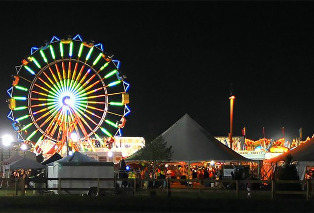 Burlington County Farm Fair brings family fun to Springfield in mid-July. Photo courtesy of the fair