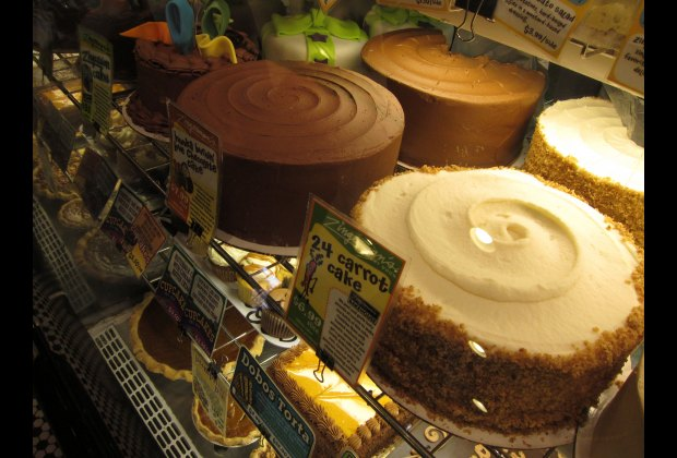 Cakes at Zingerman's