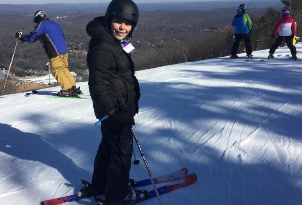 Spend Midwinter Break skiing