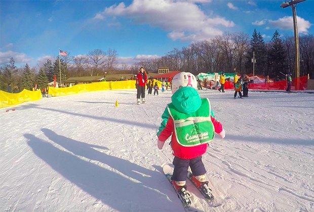 Campgaw ski school lesson nyc family ski areas