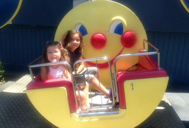Amusement Parks for Preschoolers in and near LA: Adventure City