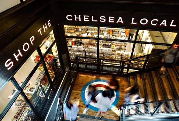 The Chelsea Market is a hub for fresh food, gifts, and treats—and super-fun to explore with kids.