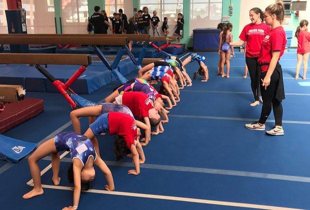 Small class sizes at Chelsea Piers help kids excel.