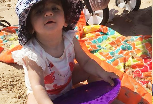 20 Things To Do with Chicago Babies Before They Turn One: Go to the beach
