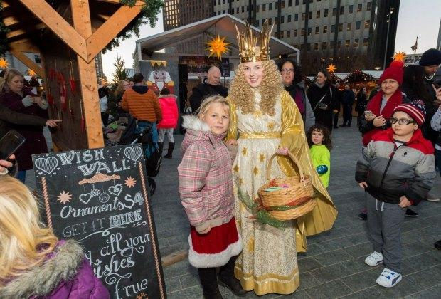 Photo courtesy of Christmas Village