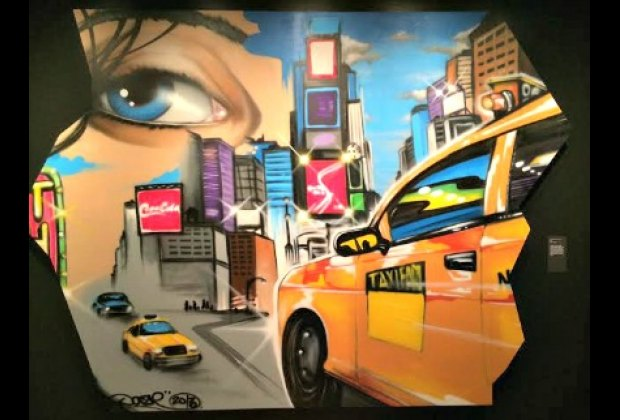 As the mainstream art world embraced graffiti, top street artists turned their talents<br/> to canvas...