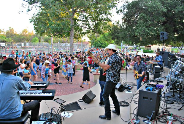 Photo courtesy of City of Orange Concerts in the Park