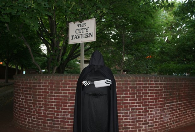Photo courtesy of Spirits of '76 Ghost Tour