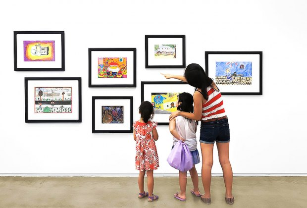 Childrens' Museum of the Arts has pay-what-you-wish Thursdays from 4-6pm. Photo courtesy of the museum