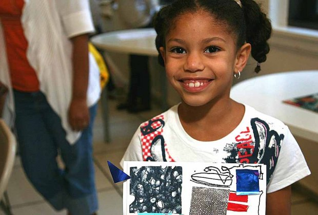 Celebrate Memorial Day at the Children's Museum of Manhattan. Photo courtesy of the museum