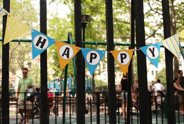 NYC parks make great, budget-friendly spots to host a birthday party. Photo courtesy of NYC Parks