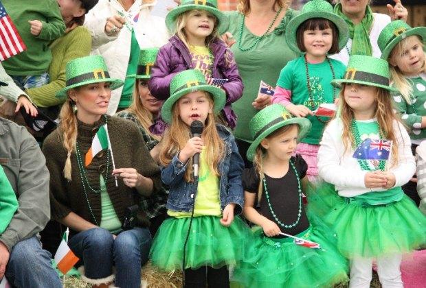Photo courtesy of the County Ventura St. Patrick's Day Parade