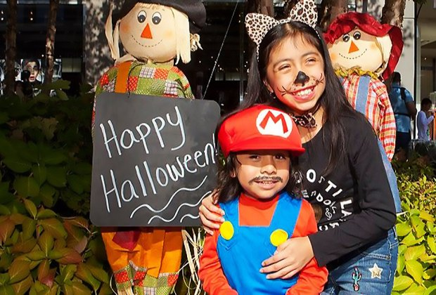 The Cross County mall offers free Halloween fun with trick-or-treating, a dance party, stories, inflatables, and more.