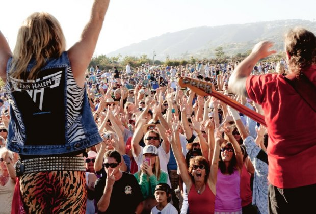 Dana Point Summer of Music Concerts in the Park. Photo courtesy of Dana Point