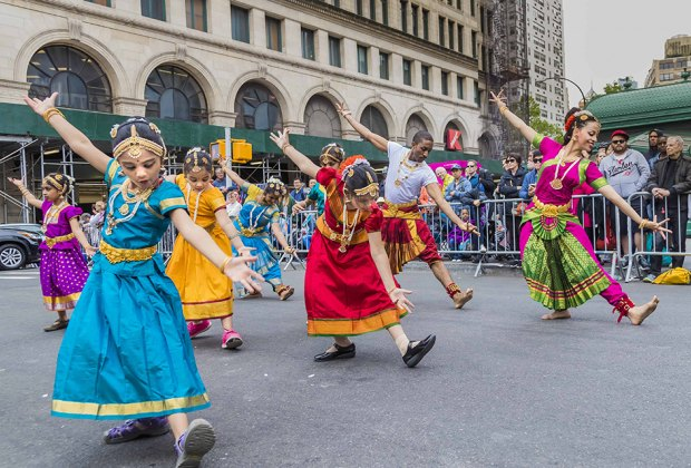 More than 1,000 dancers, DJs, and live bands will light up NYC at the annual Dance Parade. Photo courtesy of the event
