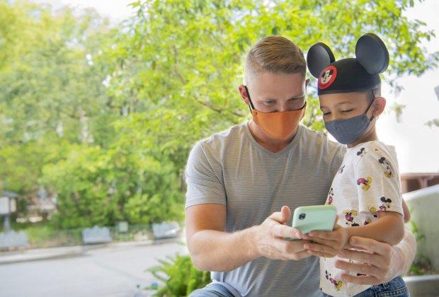 Amusement Parks for Preschoolers in and near LA: Disneyland