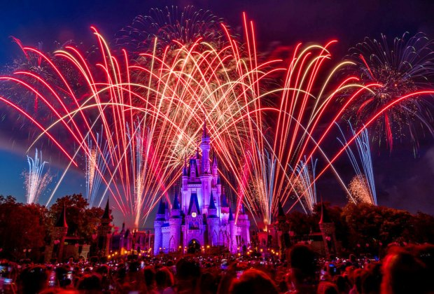 July 4th Weekend at Disney. Photo courtesy of Disney Parks