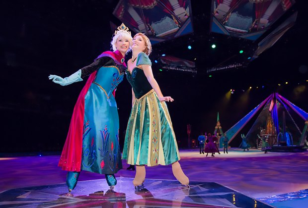 See Princess Anna and other beloved characters in Disney on Ice Presents Frozen. Photo courtesy of Disney
